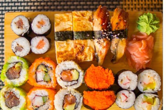 Sushi Service Hellevoetsluis