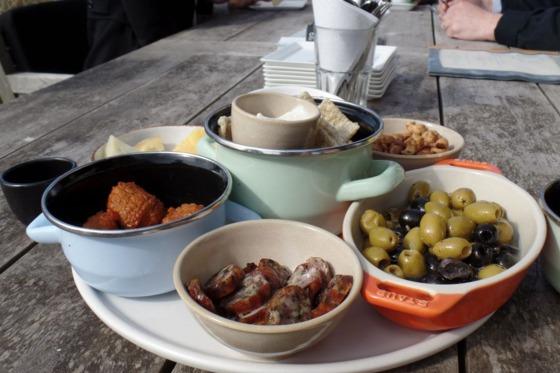 Restaurant aan Zee