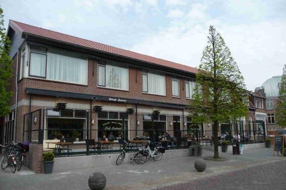 Hotel en eetcafé Centraal