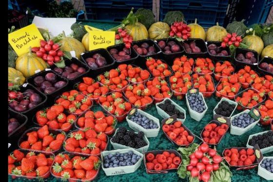 Weekmarkt Spijkenisse