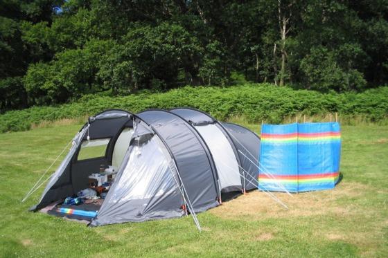 Camping de Houten Paardjes