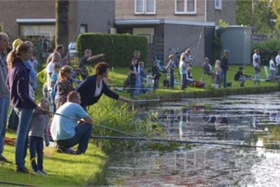 Jeugd-viswedstrijd