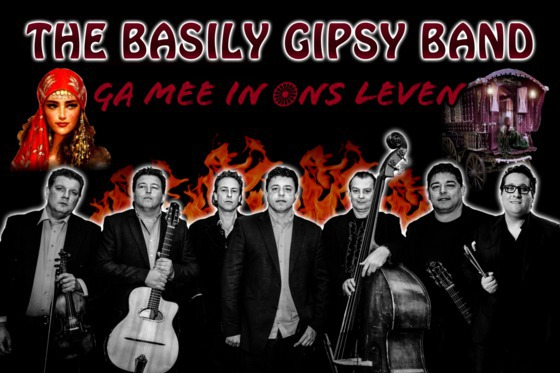 Ga mee in ons leven - The Basily Gipsy Band
