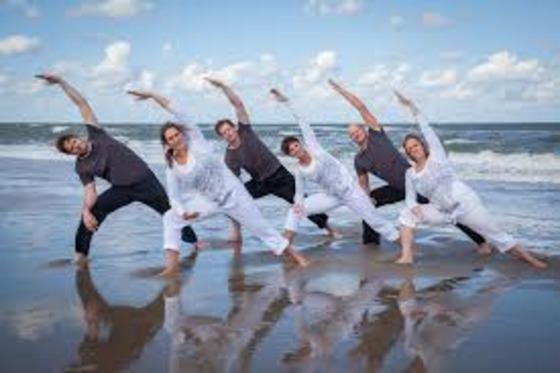 Qigong Yoga Aan Zee Oostvoorne